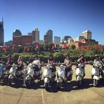 October 2014 scooter tour