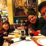 Pizza Roma em família!!!