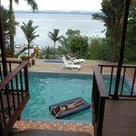 Waterfront, with Pool and a View!