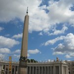 Monument at Vatican