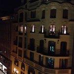 uitzicht 408 s avonds