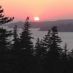Don't miss the sunset on Ames Knob ~1 mile from the inn.