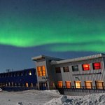 The new CNSC facility under the Northern Lights