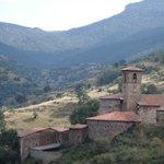 Poblacion de Montenegro de Cameros