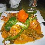 crevettes au poivre de kampot