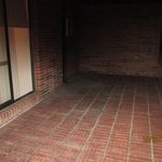 Large Brick Patio
