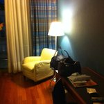 camera pulita e spaziosa