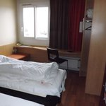 clean, adequate room