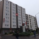 It's an Ibis hotel so it looks like an Ibis hotel