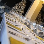our newly refurbished lounge, all ready for Christmas
