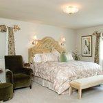 Master Bedroom McKinley Inn