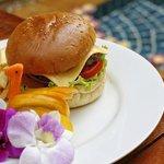 Khmer Style Burger