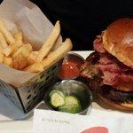 Black Bean Burger. ...yummy