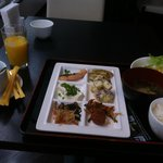 Japanese food for breakfast make my day!