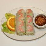1. Salad Rolls