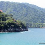 Sierra Madre Mountains and Sea
