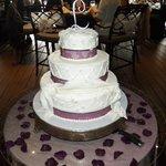 Patio Room Wedding Reception
