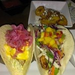 love these tacos @ the flying iguana