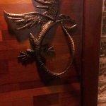 cool door handle