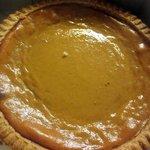 Pumpkin Pie, Half Moon Bay Bakery, Ca