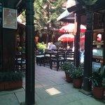 Udmærket Cafe med rigtig espresso et godt mødested