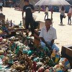 Market near hotel