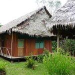 Il nostro bungalow al Tucan Lodge