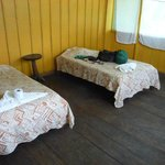 La nostra stanza al Tucan Lodge