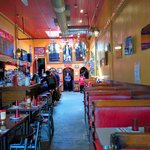 The Middle East Restaurant & Zuzu