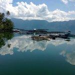 Het meer van Maninjau sept 2014