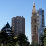 Daniel's and Fisher Tower