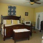 Quilt bedroom
