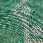 Tiles in Pool