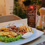 Disfruta los sabores de Bantú