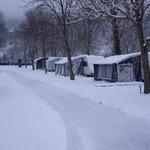 Airotel Pyrénées en hiver