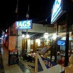 Jags scotch bar