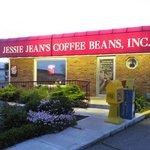 Jessie Jean's Coffee Beans
