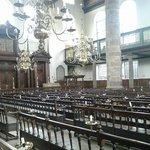 Amsterdam. Synagogue portugaise