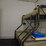 Double Deck bed in couple room