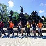 San Martín Square - Meeting Point
