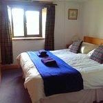 Jasper Cottage Bedroom downstairs