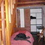 habitación para dos con dos camas separadas