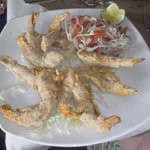 not worth missing prawn rava fry