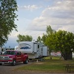 Beautiful camping sites in Hardin MT