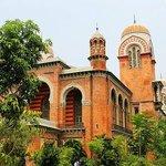 Senate Building, Madras University 1873
