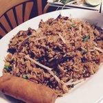 Fried rice , I know