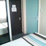 Small, but nice room