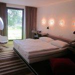 Zimmer mit Flusssicht