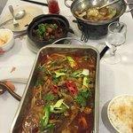 Un bon repas au saveur du Sichuan et Yunnan !