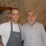 Owner Vincent & Chef Fillipo